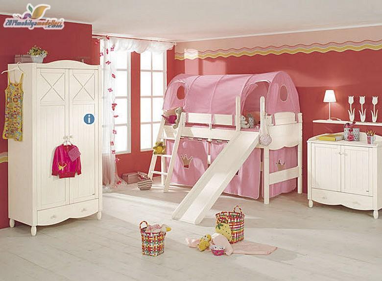 Birbirinden Şık Bebek Odaları 7