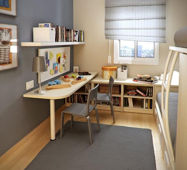 Çalışma Odası Dekorasyon Önerileri 1