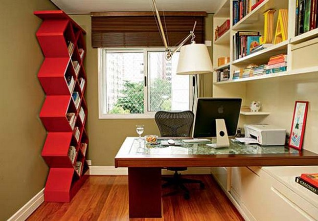Çalışma Odası Dekorasyon Önerileri 3