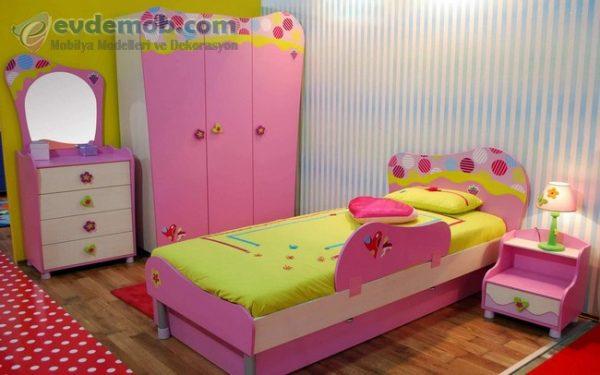 Çocuk odası nasıl dekore edilmelidir 3
