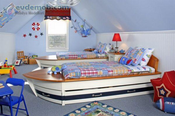 Çocuk odası nasıl dekore edilmelidir 4