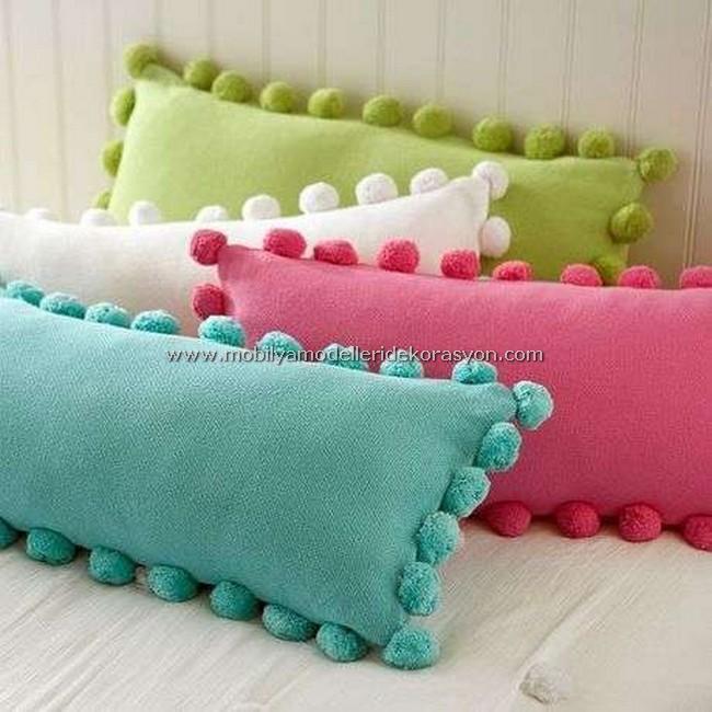 Dekoratif Yastık Modelleri 0