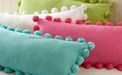 Dekoratif Kırlent Koltuk Yastık Modelleri Örnekleri