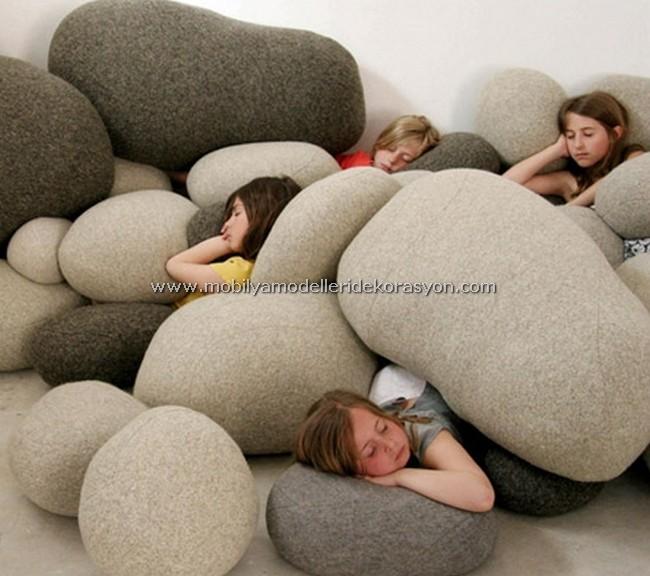 Dekoratif Yastık Modelleri 3
