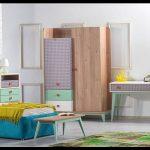 Genç odası mobilya renkleri