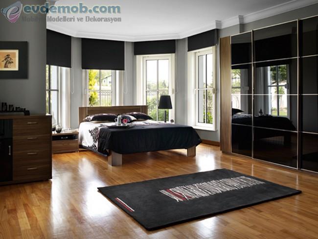 Geniş Yatak Odası İçin Dekorasyon Fikirleri 4