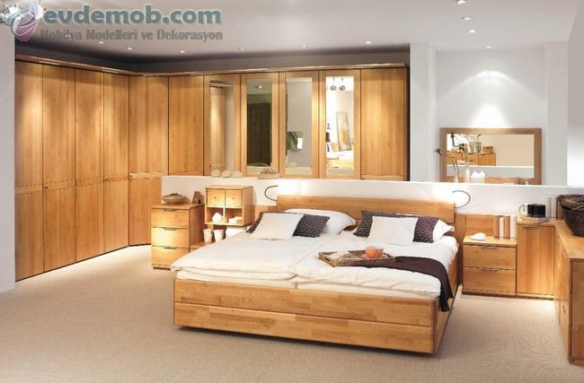 Geniş Yatak Odası İçin Dekorasyon Fikirleri 5