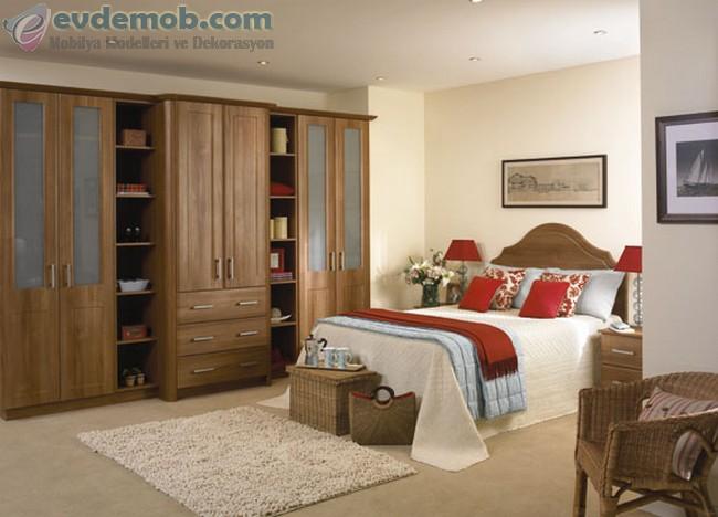Geniş Yatak Odası İçin Dekorasyon Fikirleri 7
