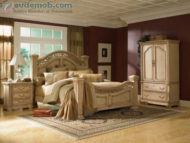 Geniş Yatak Odası İçin Dekorasyon Fikirleri 8