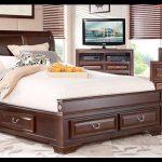 Koyu ceviz yatak odası takımı modelleri