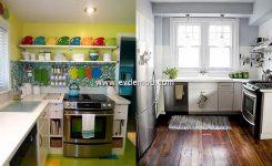 Dar ve Küçük Mutfaklar İçin Öneriler