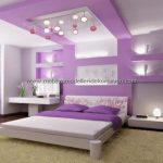 Romantik yatak odası dekorasyonu 10