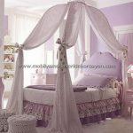 Romantik yatak odası dekorasyonu 4