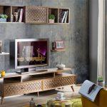 Rozella dekoratif tv unitesi