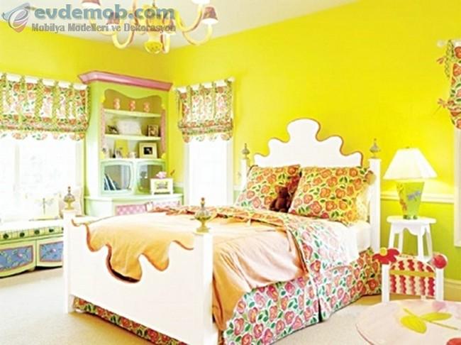 Sarı Ev Dekorasyon Fikirleri 6