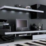 Tv duvar üniteleri ve modelleri