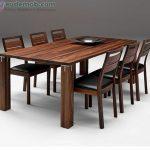 Yemek masası modelleri 3