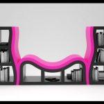 Farklı tasarım kitaplık modelleri
