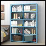 Mavi kitaplık modeli