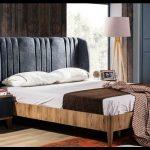 Mavi yatak odası takımı