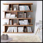 Modern kitaplık tasarımları
