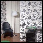 Siyah beyaz duvar kağıdı modelleri