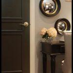 Siyah kapı rengi