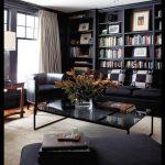 Siyah oda dekorasyonları
