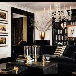 Siyah oda tasarımları