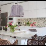 Mutfak içi duvar kağıtları