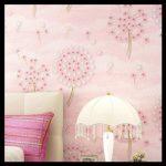 Pembe duvar kağıtları