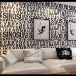 Siyah beyaz duvar kağıtları