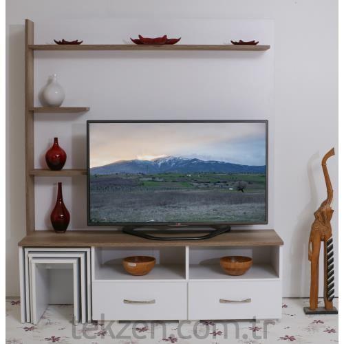 Alpino madrid tv ünitesi