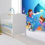 Bebek odası deniz temalı duvar süsü