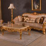 Altın varaklı koltuk çeşitleri