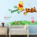Bebek odası duvar süsü çeşitleri