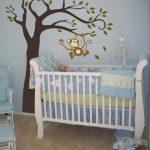 Bebek odası maymun duvar süsü çeşitleri