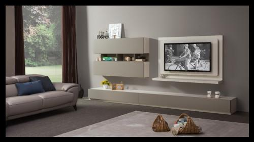 Duvara monte tv ünitesi modelleri