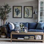 En güzel mavi mobilyalar