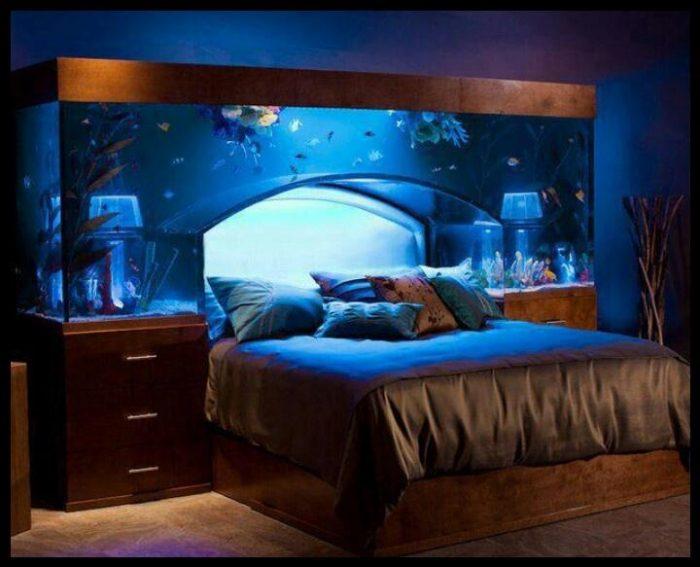 Harika yatak odası dizaynı