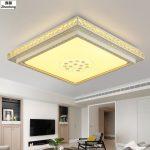 Ince led  salon tavanı aydınlatması