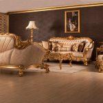 Klasik koltuk takımı örnekleri