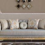 Trend altın yaldızlı koltuk örnekleri