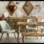Vintage yemek odası örnekleri