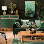Yeşil ev dekorasyonları