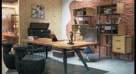Ahşap Ofis Mobilyaları Modelleri
