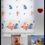 Bebek odası stor perde