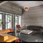 Büyük oturma odası dizaynı