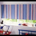 Çocuk odası için stor perde modelleri
