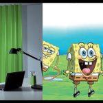 Çocuk odası perde örnekleri